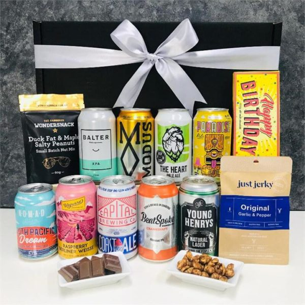 Birthday Beer Hamper