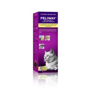 Feliway Pheromone Spray for Anxious Cats - 60ml
