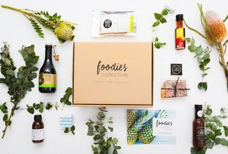Foodies Collective Discovery Box Magazine 12 Month Subscription