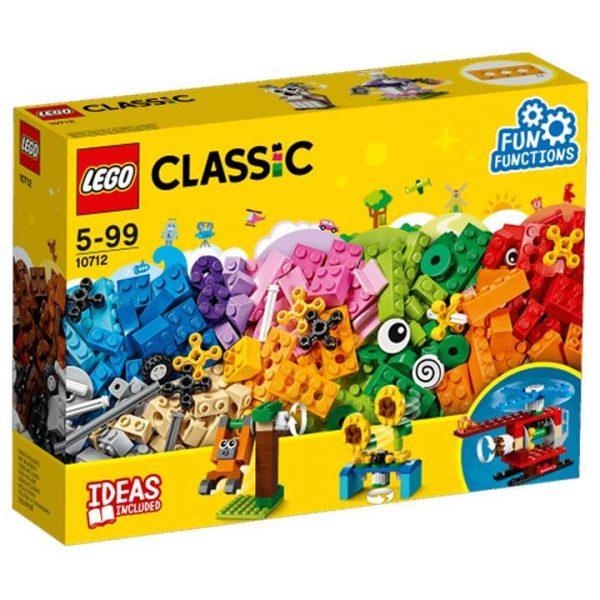 LEGO Classic Bricks and Gears - 10712