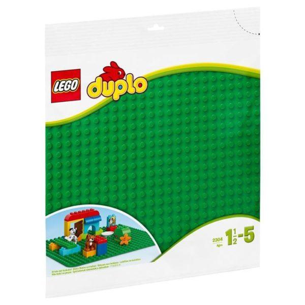 LEGO Duplo Green Baseplate - 2304