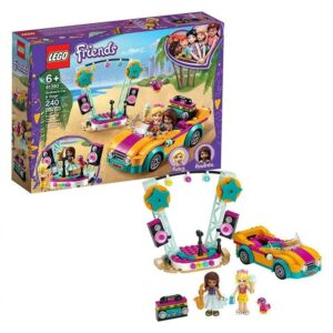 LEGO Friends Andrea's Car and Stage 41390