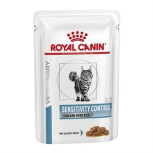 Royal Canin Veterinary Diet Sensitivity Control Chicken and Rice...
