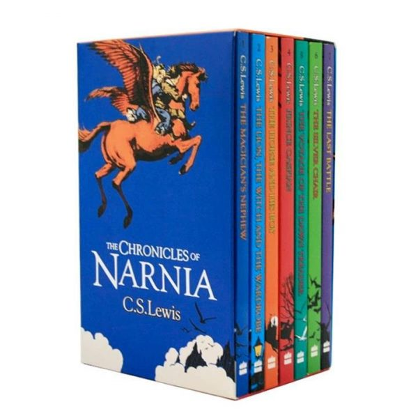 The Chronicles Of Narnia Boxed Set By C.S. Lewis