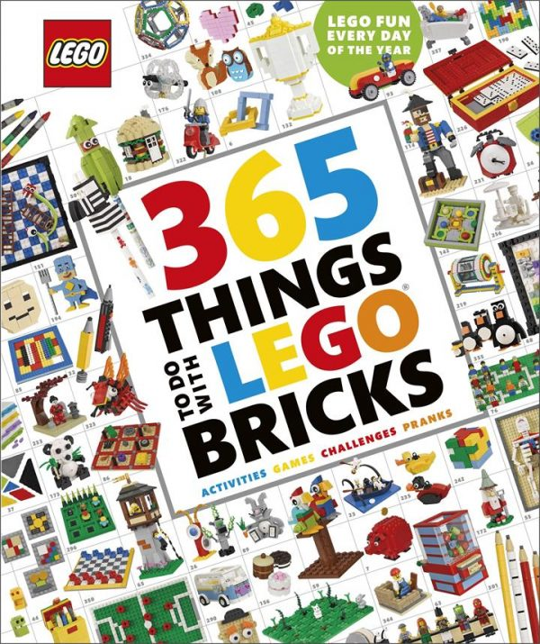 365 Things to do with LEGO® Bricks