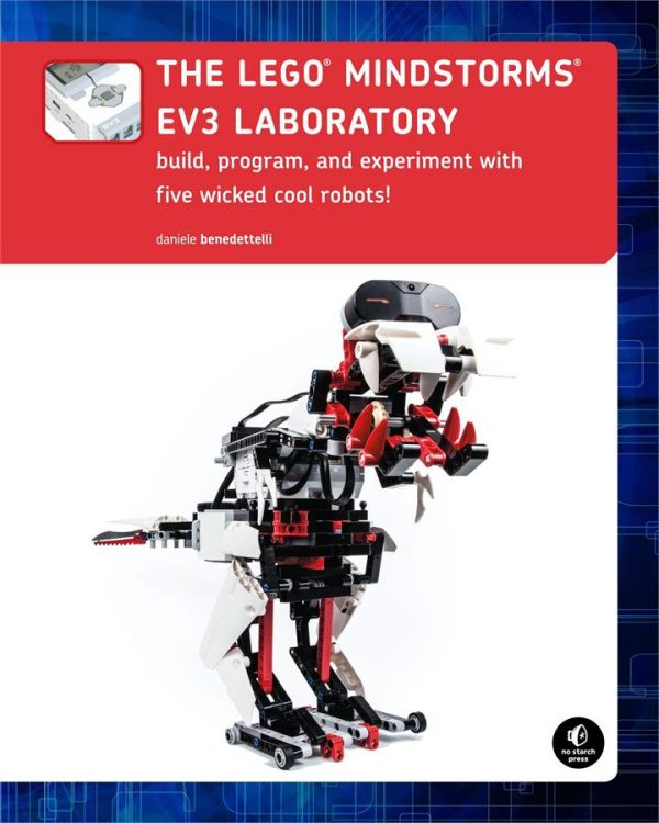 The Lego Mindstorms Ev3 Laboratory