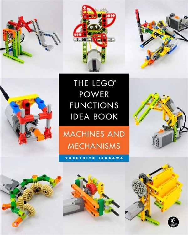 The Lego Power Functions Idea Book, Volume 1