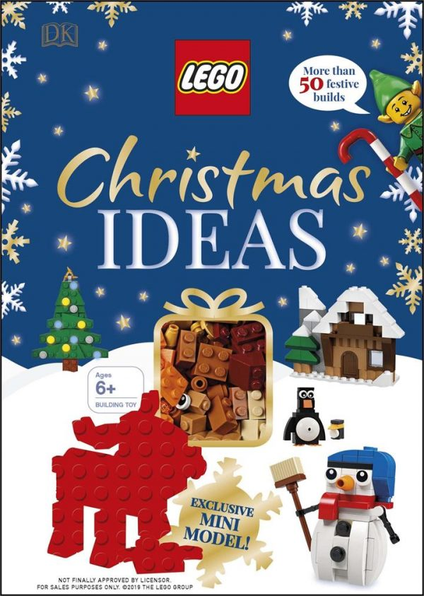 LEGO Christmas Ideas