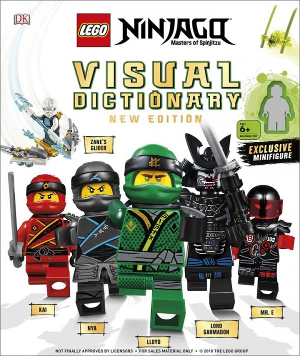 LEGO NINJAGO Visual Dictionary