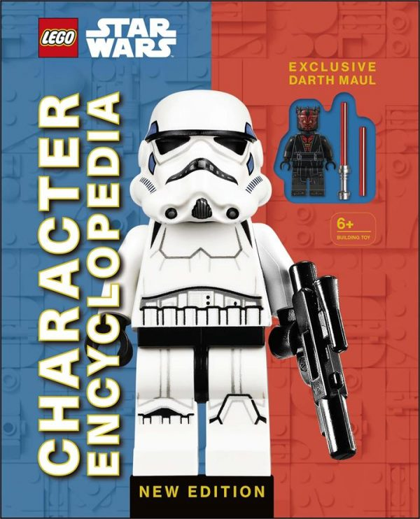 LEGO Star Wars Character Encyclopedia New Edition