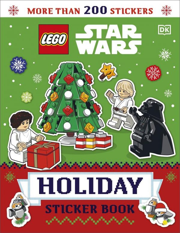 LEGO Star Wars Holiday Sticker Book