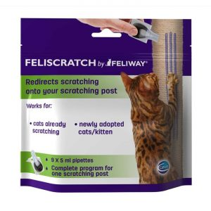Feliscratch by Feliway - Tell Your Cat Where to Scratch - Made in France