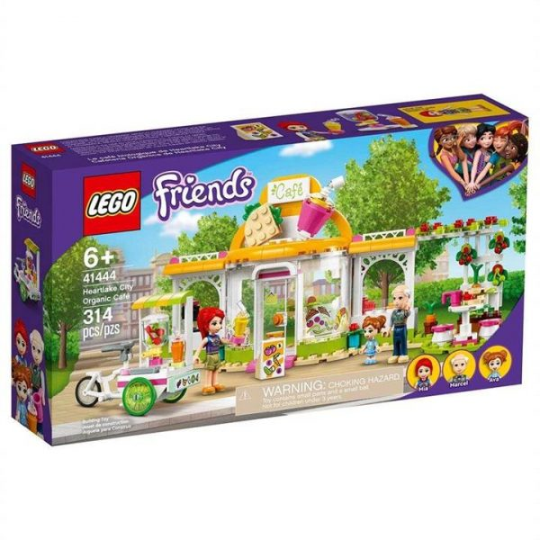 LEGO Friends Heartlake City Organic Cafe 41444
