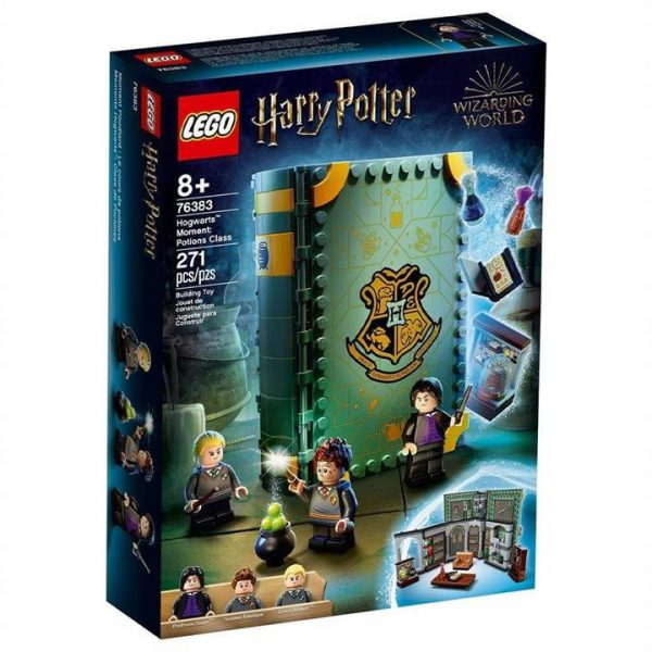 LEGO Harry Potter Hogwarts Moment Potions Class 76383