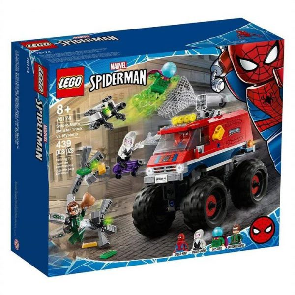 LEGO Spider-Man's Monster Truck vs Mysterio 76174